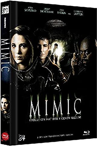 Mimic - Mediabook (+ DVD) [Blu-ray] [Import allemand]