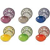 Colorful Table Vajilla 18 Piezas Marocco Multicolor
