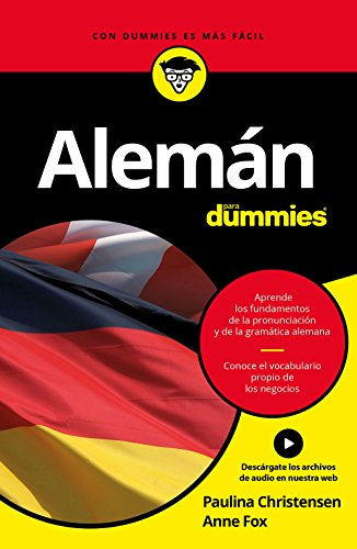 Alemán para Dummies eBook: Christensen, Paulina, Anne Fox ...