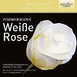 Zimmermann, Udo : Weisse Rose