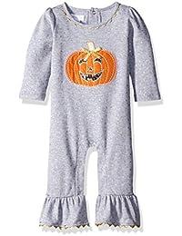 Mud Pie Baby Girl Holiday One Piece Playwear Set Long Sleeve
