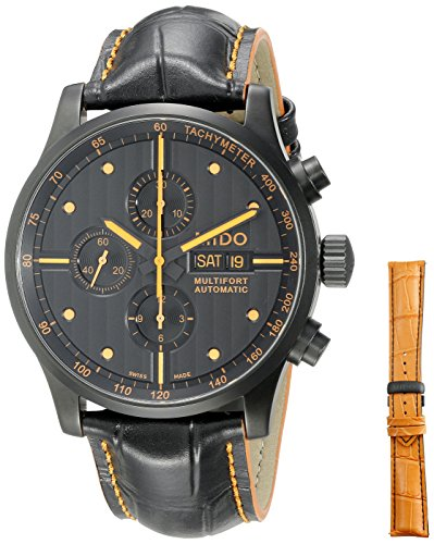 mido-mens-multifort-special-edition-44mm-leather-band-ip-steel-case-automatic-watch-m0056143605122