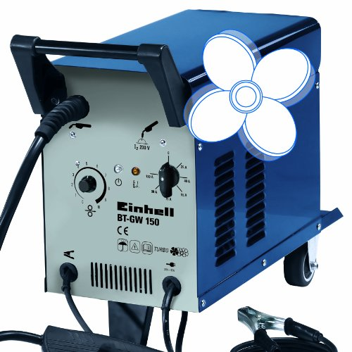 einhell-schutzgas-schweissgeraet-bt-gw-150-bis-150-a-230-v-inkl-masseklemme-brenner-ventilatorkuehlung-fahrbar-schweissschirm-druckminderer-6