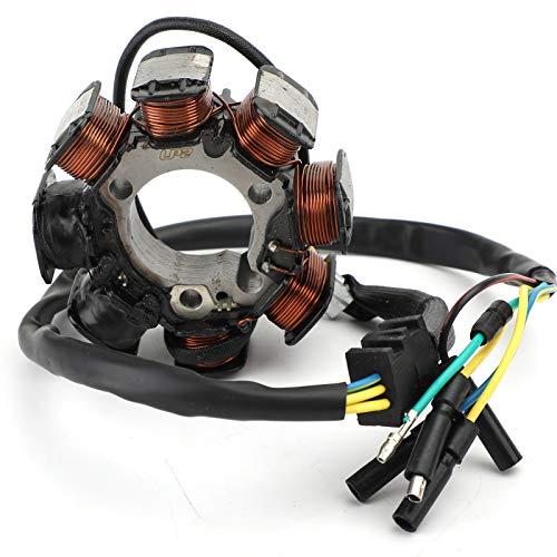 Artudatech Motorrad Magneto Stator Spule Motorrad Magneto Generator Motor Stator Spule Zündgenerator für HON-DA TRX200SX FourTrax 200 SX 1986 1987 1988 (200 1986 Fourtrax)