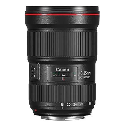 Canon EF 16-35mm f/2.8L III USM - Objetivo Canon EF 16-35mm f/2.8L III USM, Negro