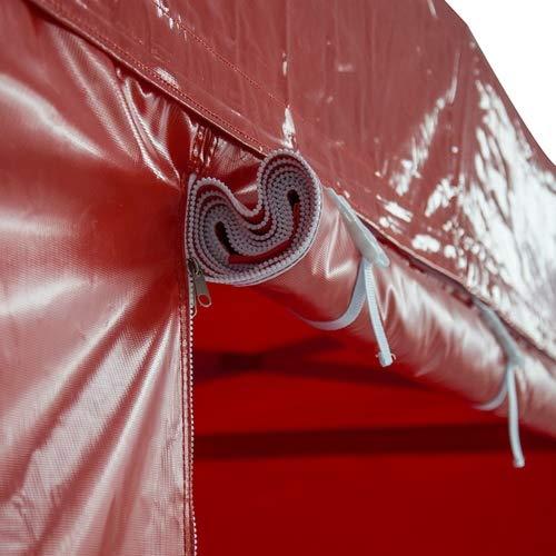 Interouge Barnum Pliant Pro 4x4 Pack Complet Alu 50 PVC 520g/m²