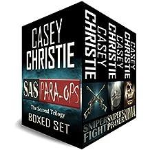 SAS Para-Ops: The Second Trilogy - SAS Para-Ops Books #4, 5 & #6 (SAS Para-Ops Box Sets Book 2) (English Edition)