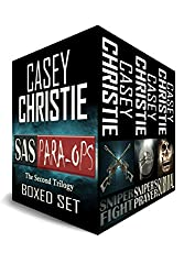 SAS Para-Ops: The Second Trilogy - SAS Para-Ops Books #4, #5 & #6 (English Edition)