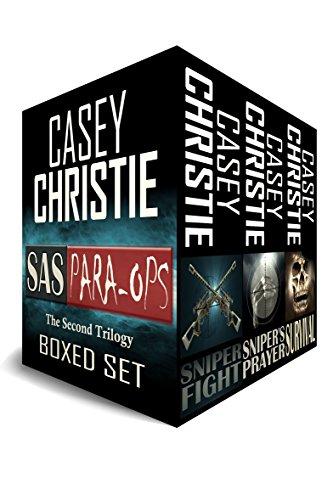 SAS Para-Ops: The Second Trilogy - SAS Para-Ops Books #4, #5 & #6 (SAS Para-Ops Box Sets Book 2)