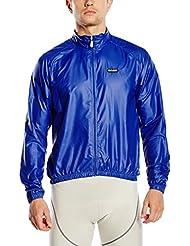 Nalini ropa de ciclismo PARAFFINA azul rompevientos