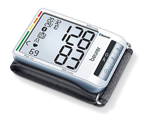 Beurer BC 85 Handgelenk-Blutdruckmessgerät mit Bluetooth und Positionierungsanzeige