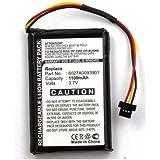 Batería compatible con Tomtom 4EM0.001.01, N14644, V3, XL IQ