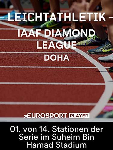 Leichtathletik: IAAF Diamond League 2019 - Qatar Athletic Super Grand Prix in Doha - 01. von 14. Stationen der Serie im Suheim Bin Hamad Stadium