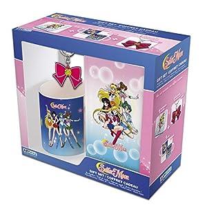 ABYstyle - Sailor Moon - Gift Box - Llavero, taza y cuaderno