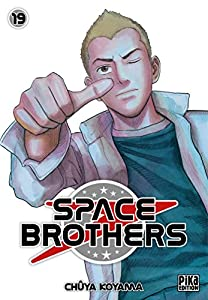Space Brothers Edition simple Tome 19