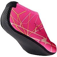 QinMM 2018 Verano Calcetines de Buceo Natación Calcetines para Hombres y Mujeres Zapatos de Playa Snorkel Nadar del Yoga