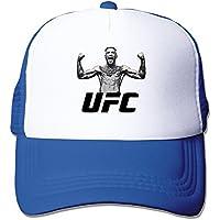 xcarmen Black UFC Conor McGregor tiene Cool Snapbacks Roya lblue