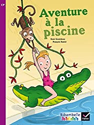 Ribambelle CP Série violette éd. 2014 - Aventure à la piscine (album nº4)
