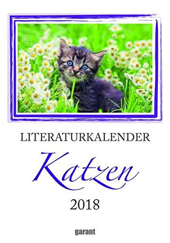 Wochenkalender Literaturkalender Katze