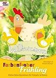Farbenfroher Frühling: Kleine Deko-Basteleien für Frühjahr & Ostern - Maria-Regina Altmeyer, Michael Altmeyer