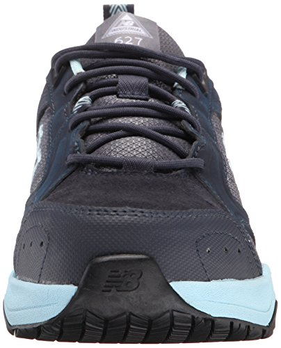 New Balance Women's WID627V1 Steel Toe Training Work Shoe Dark Grey/Freshwater