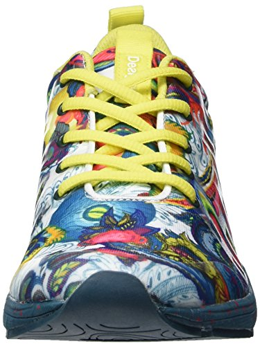Nike Wmns Air Max Ivo, Sneaker Donna, Bianco (Blanc/Gris Froid/Platine Pur), 36 EU