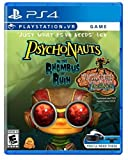 Psychonauts In The Rhombus of Ruin : PS4 PS VR