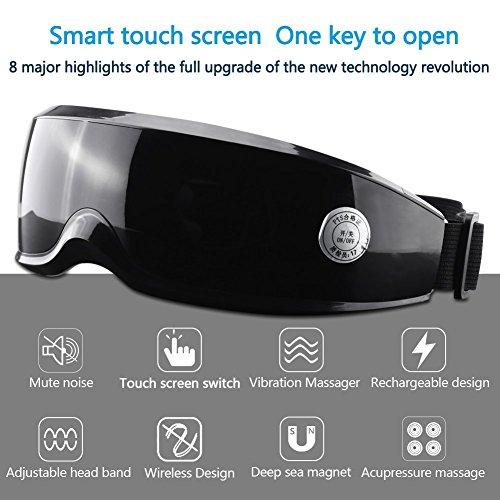 Zoom IMG-1 eye massager machine massaggiatore a