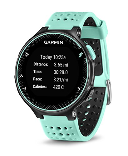 Garmin Forerunner 235 WHR Laufuhr (Herzfrequenzmessung am Handgelenk, Smart Notifications) - 5