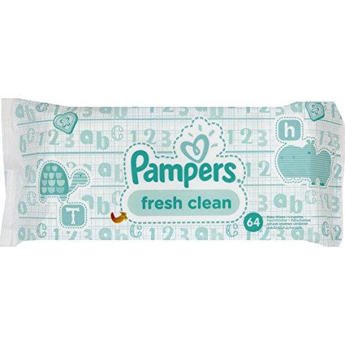 pampers Lingettes Fresh clean - ( Prix Unitaire ) - Envoi Rapide Et Soignée