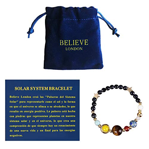 Believe London Solar System Bracelet (18cm)