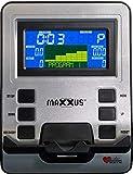 Recumbent Ergometer MAXXUS Bike 4.2R mit extra tiefem Einstieg. Trainingsprogramme, HRC-Programm, Smartphone-Tablet-Halterung, robuste Bauweise, Netz-Rückenlehne für optimalen Sitzkomfort und Belüftung des Rückens. Elektr. gesteuertes Magnetbremssystem. - 3