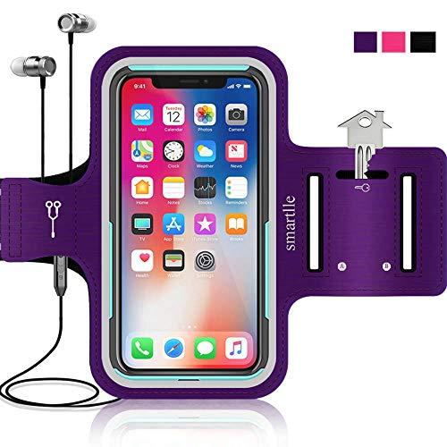 Bauch- & Gürteltaschen Hüfttasche Schutzetui Apple iPhone SE Handyhülle Sport Bauchtasche Joggen Öffnun