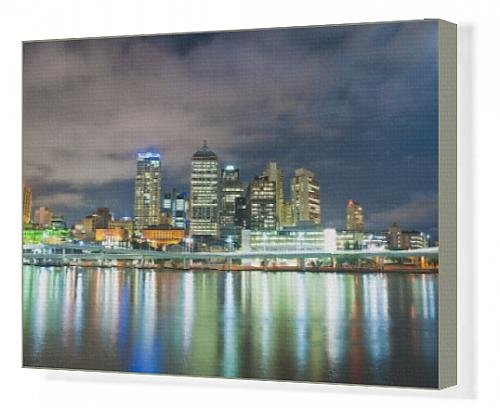 canvas-print-of-brisbane-skyline-at-night-taken-from-south-bank-queensland-australia