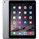 "Apple iPad Air 2 Tablette tactile 9,7"" (24,64 cm) (128 Go, 1 Prise jack, Wi-Fi, Gris sidéral)"