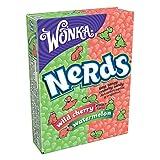 Wonka Nerds Wild Cherry Watermelone
