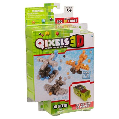 2-speed-trockner (Qixels - 3D Cubes - Air Speed - Nachfüllpack)