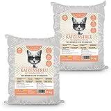 Rinderohr White Katzenstreu mit Orangenduft 30kg