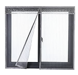 Icegrey Fly Screen For Door Or Window Magnetic Fly