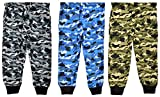 #7: SOFTONE Boy's Army Kids Lower/Pyjama/ Full Pant (Combo of 3)