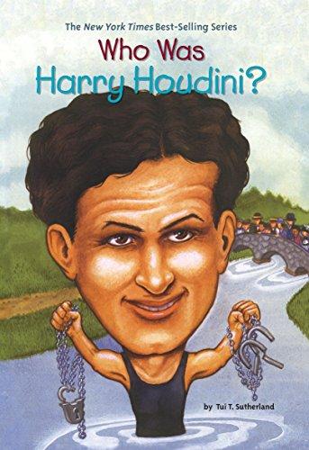 Who Was Harry Houdini? por Tui Sutherland