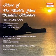 More Of The World's Most Beautiful Melodies by Phillip McCann (1987-01-01)