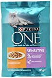 One Sensitive Katzenfutter, 1er Pack (1 x 85 g)