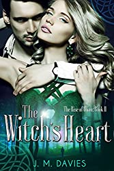 The Witch's Heart (The Rise of Orion Book 2)