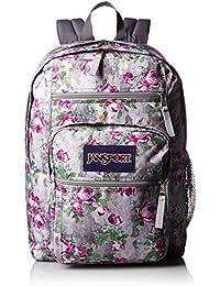 JanSport Big Student Polyester 31 Ltrs Multi Concrete Floral School  Backpack (JS00TDN70KL) 1df5d644b86a4