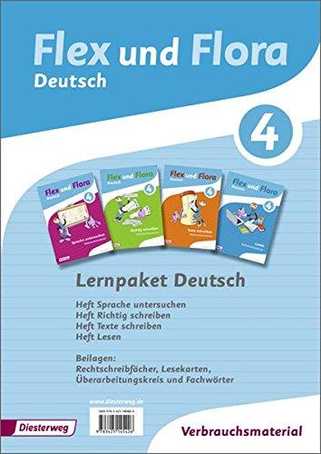 Preisvergleich Produktbild Flex und Flora: Paket Deutsch 4