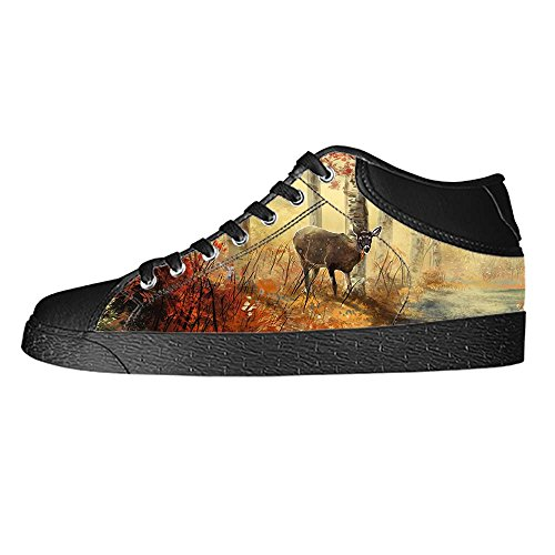 Dalliy kunst hirsch Kids Canvas shoes Schuhe Footwear Sneakers shoes Schuhe B