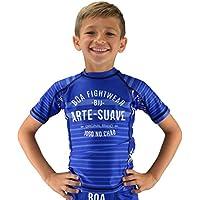 Bõa Jogo no Chão Blue fightshort Short de Combat Unisex niño, Azul, FR: XXS (Talla Fabricante: 6Y)
