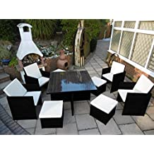 suchergebnis auf f r cube rattan garten set. Black Bedroom Furniture Sets. Home Design Ideas