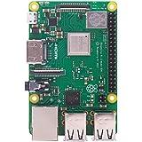 Raspberry Pi 3 Modello B+  Piastra di base, verde